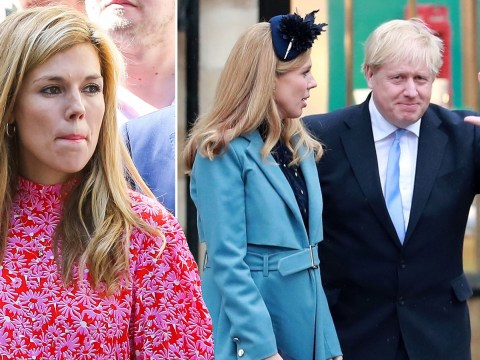 Carrie Symonds 'distraught' at not being able to see Boris in intensive care