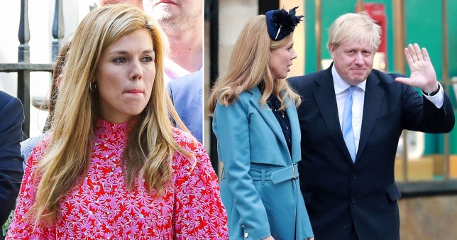 Carrie Symonds was in tears when she found out Boris Johnson had been admitted to intensive care