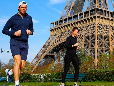 Paris bans daytime exercise after people continue to ignore social distancing
