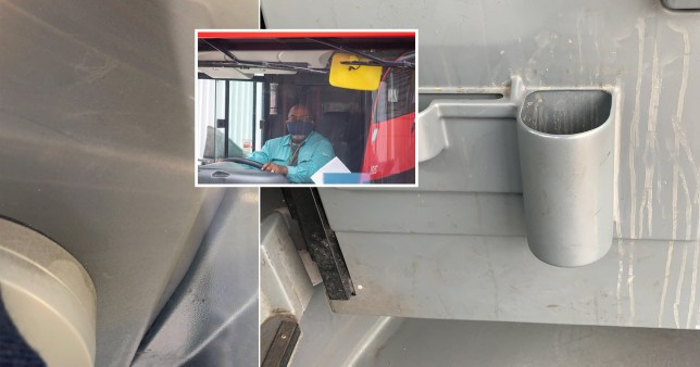 London bus driver says vehicles are not being cleaned properly amid the coronavirus pandemic
