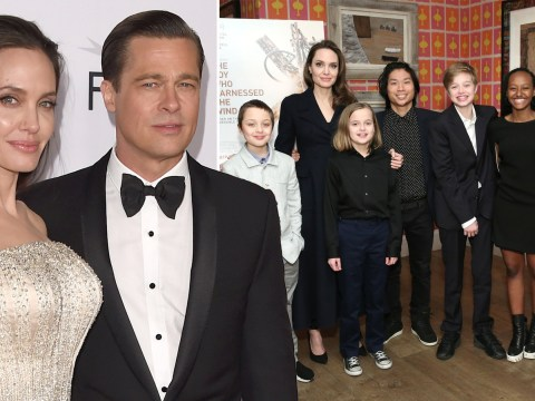 Angelina Jolie and Brad Pitt agree on 'traditional schooling' for their children as they move forward with co-parenting