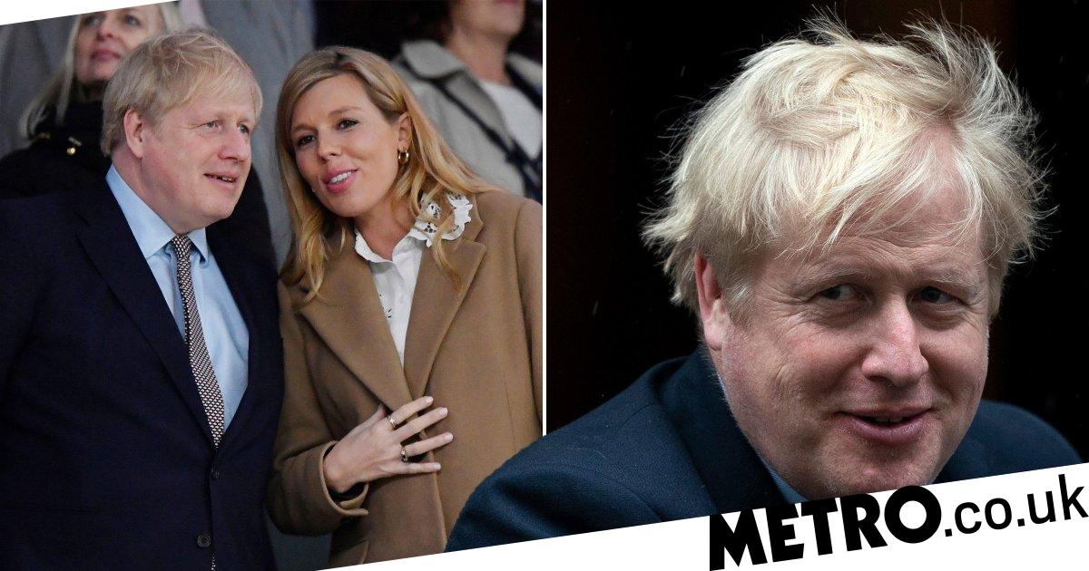Boris 'called Carrie Symonds the moment he was given his phone back'