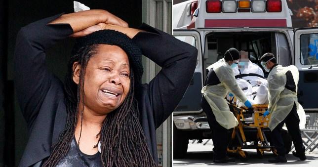 dr emancia neil's mum died from coronavirus