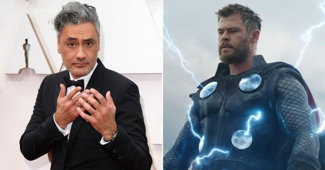 Taika Waititi on Thor