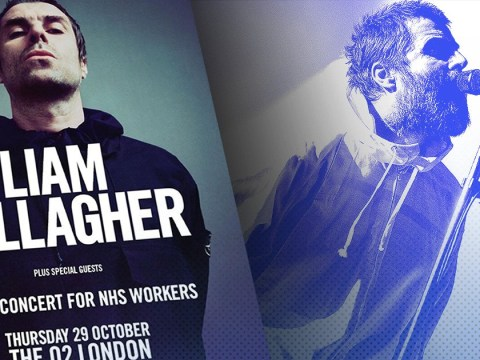 Liam Gallagher is putting on free gig for 'the incredible NHS and careworkers' amid coronavirus pandemic
