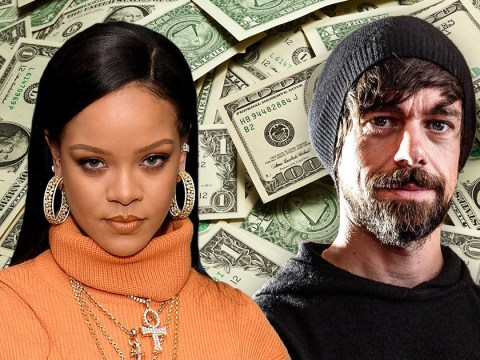 Rihanna and Jack Dorsey donate $4.2million to domestic violence victims amid coronavirus pandemic