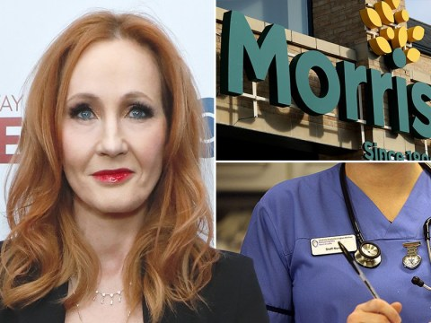 Coronavirus: JK Rowling pleads for help as NHS worker's  Morrisons order cancelled