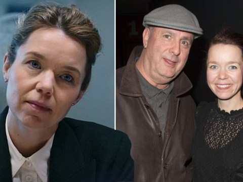 Line Of Duty's Anna Maxwell Martin splits from husband of 16 years
