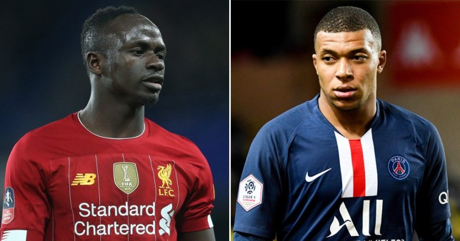 Liverpool have identified Kylian Mbappe as Sadio Mane's replacement(Picture: Getty)