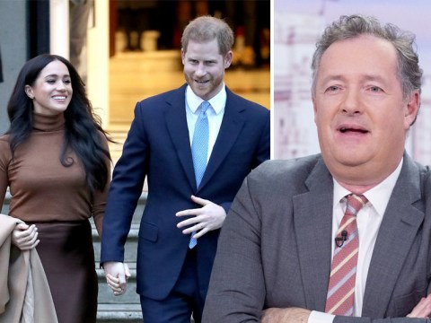 Piers Morgan insists society has become 'intolerant' of celebrities amid coronavirus outbreak