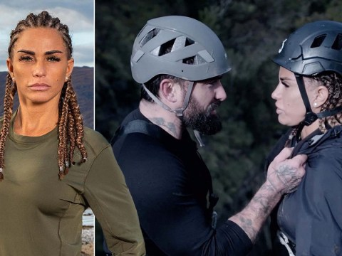 Katie Price blames boob reduction surgery for her struggles during gruelling Celebrity SAS: Who Dares Wins trials