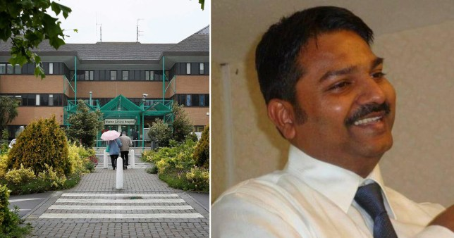 Amarante Dias worked at the Weston General Hospital (Picture: Weston Super Mare Association of Malayalees)