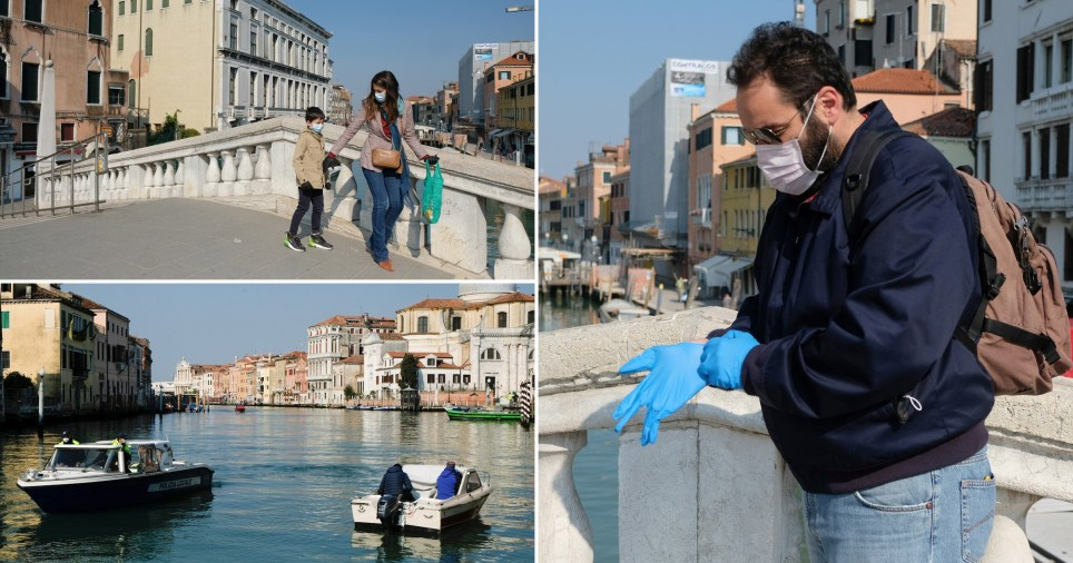 Venice starts returning to normal as lockdown rules are relaxed
