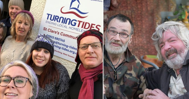 Homeless charity sees funding halve as lockdown decimates donations