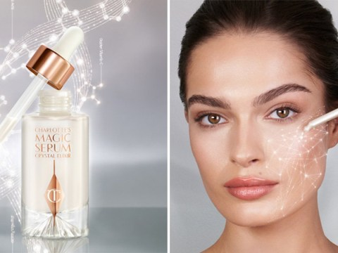 Charlotte Tilbury's new serum is so coveted it has a waiting list of 8,000