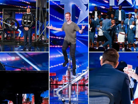 Britain's Got Talent unveils second round of contestants from unicyclist Wesley Williams to tiny dance troupe Mini Beez