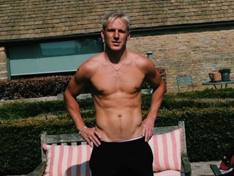 Jamie Laing breaks lockdown rules to self-isolate at Cotswolds family home with girlfriend Sophie Habboo