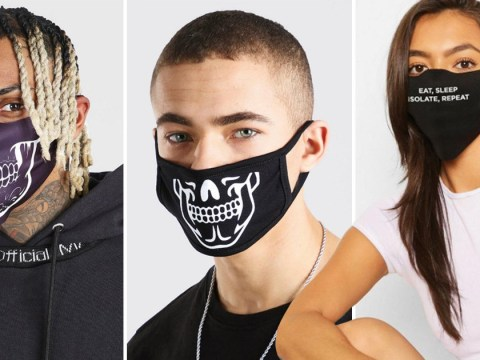 Nurse slams Boohoo for selling 'quarantine queen' masks while frontline workers fight for PPE