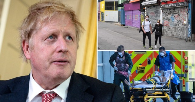 Boris fears second coronavirus peak if lockdown is lifted too quickly