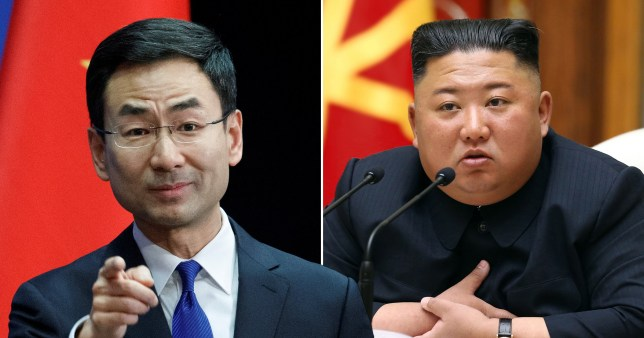 South Korea and China deny reports Kim Jong Un is 'gravely ill'