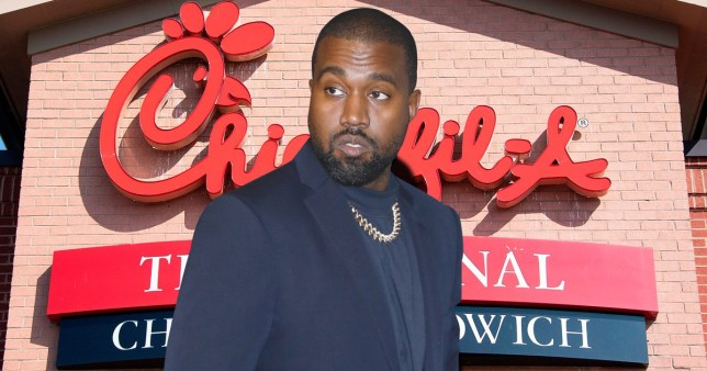 Kanye West and Chick-Fil-A