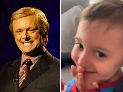 Chris Tarrant's grandson convinced Quiz star Michael Sheen is Who Wants To Be A Millionaire presenter