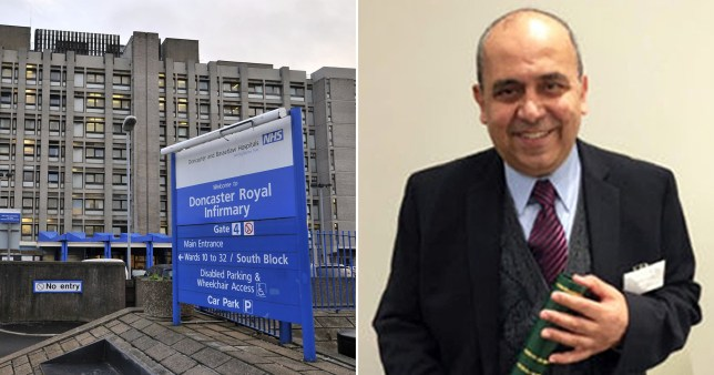 Doctor killed by coronavirus hailed as 'real NHS hero' by colleagues