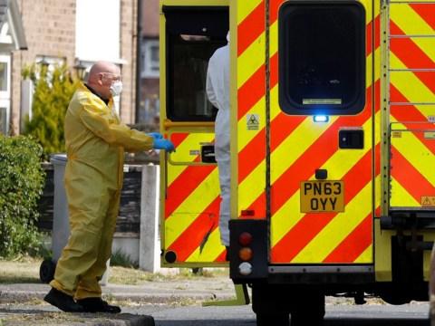 Another 638 dead as UK's coronavirus death toll nears 19,000