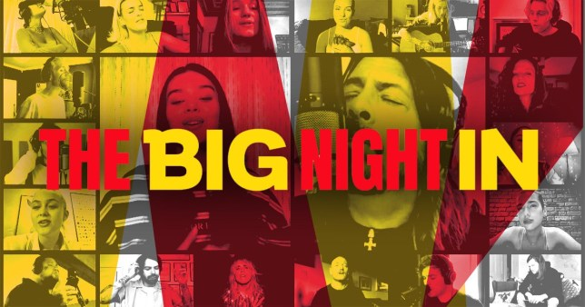 BBC Big Night In