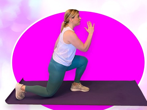 Lockdown Fitness: Try this energising home workout to wake your muscles up