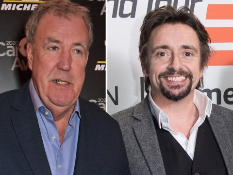 Jeremy Clarkson calls Richard Hammond a 'moron' for crashing during filming for The Grand Tour