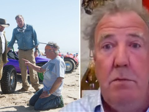 The Grand Tour deleted scene saw Jeremy Clarkson savagely branding vegetarians 'not nice people'