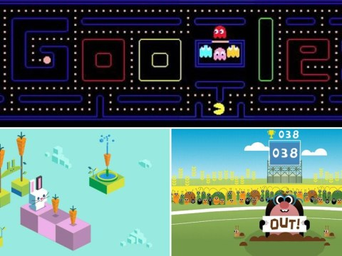 Which Google Doodle games are back as search engine re-releases its classics?
