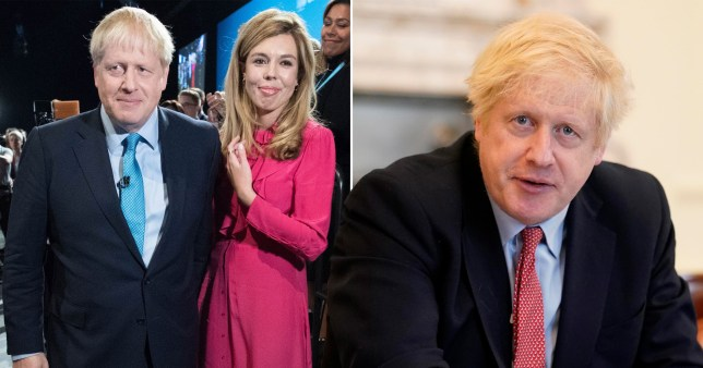 Boris Johnson to 'take paternity leave later in the year'