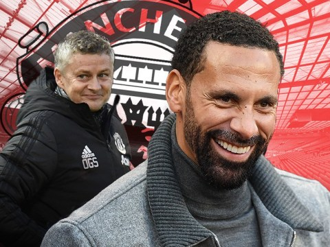 Rio Ferdinand names 'mouthwatering' front six he wants at Manchester United next season