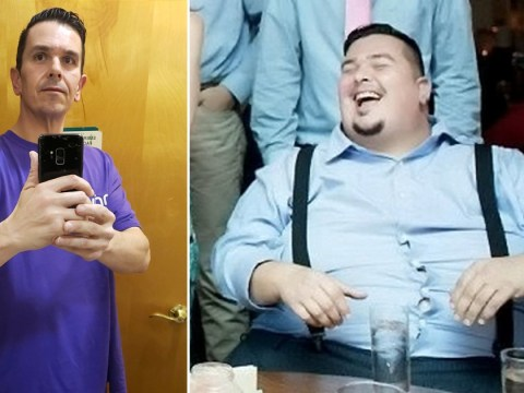 Man who used to eat a whole chicken before work and lost 300lbs shares how he's maintaining his weight in lockdown