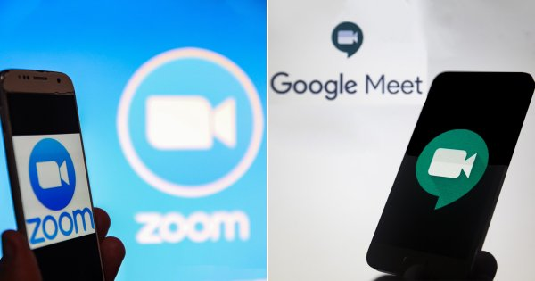 How to use Google Meet video calling app and it's differences to Zoom