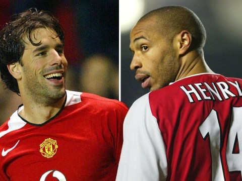 Thierry Henry responds to Ruud van Nistelrooy Golden Boot claim