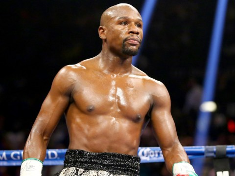 Retired boxer Floyd Mayweather would only consider 'entertainment' fights