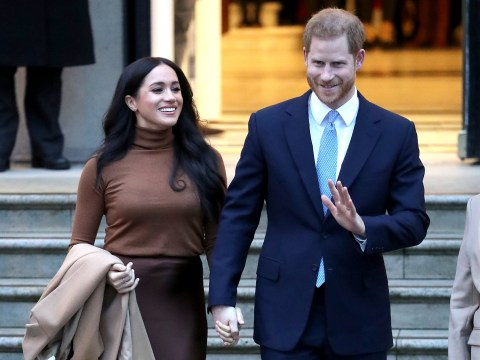 Harry and Meghan secretly deliver food parcels to sick people in LA