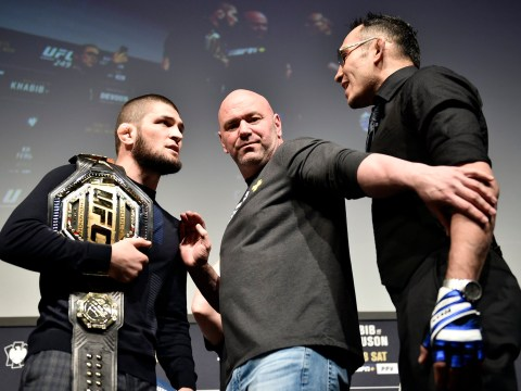 Dana White confirms plans for SIXTH attempt at making 'cursed' Khabib Nurmagomedov vs Tony Ferguson UFC fight