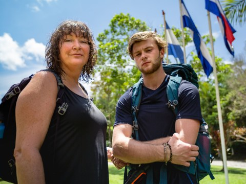 What happened to Jo and Sam on Race Across the World and will they be on tonight's reunion episode?