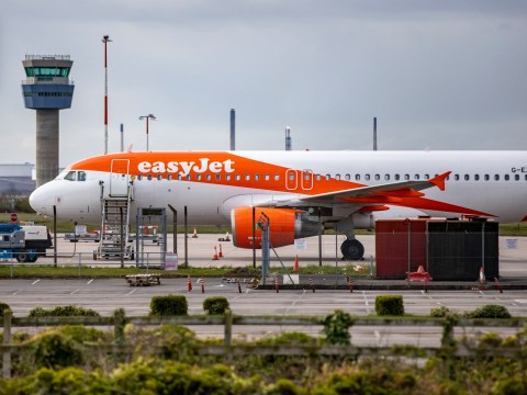 easyJet 'will run out of money by August', founder warns