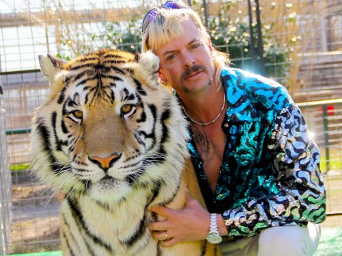 'Joe Exotic is a racist': Tiger King star used 'unsettling' slurs filming  and claimed it was 'discrimination that he can't use n-word'