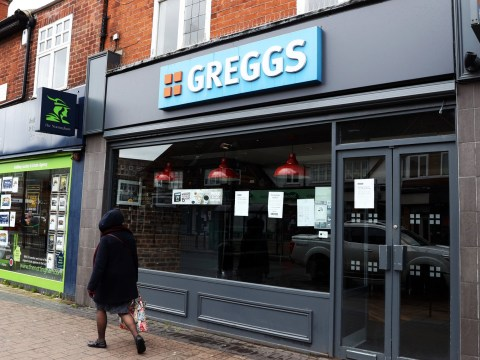 Greggs to start re-opening for takeaways only after lockdown closures