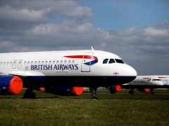 British Airways 'to suspend 36,000 members of staff' amid coronavirus crisis