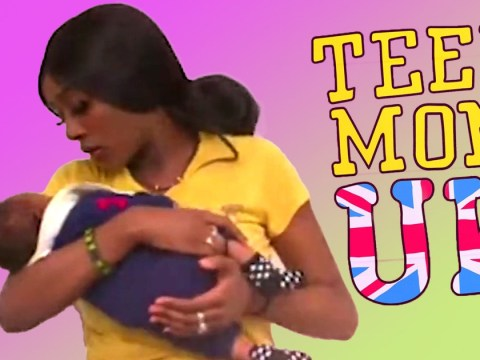 Teen Mom UK gives fans first look at newcomer Emma Finch and her baby boy Jeremiah