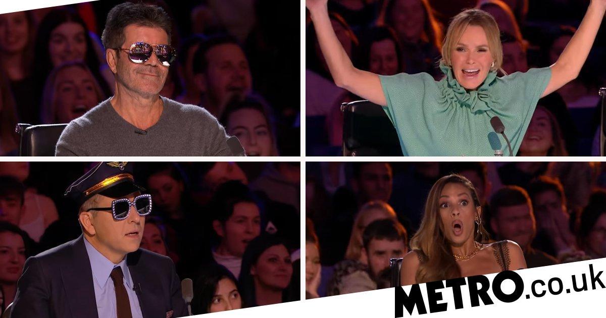 Britain's Got Talent drops first look as show continues amid coronavirus crisis