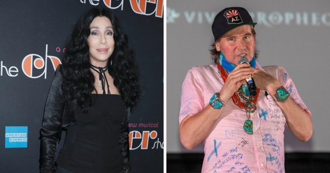 Cher supported Val Kilmer through illness