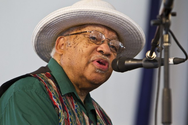 Mandatory Credit: Photo by Skip Bolen/EPA/REX/Shutterstock (7692992y) New Orleans Jazz Pianist Ellis Marsalis Jr Performs on the Wwoz Jazz Stage on Day Three at the New Orleans Jazz and Heritage Festival at the New Orleans Fair Grounds Race Course in New Orleans Louisiana Usa 29 April 2012 the New Orleans Jazz and Heritage Festival Celebrates It's 43rd Anniversary This Year with 12 Different Stages in an Annual 10-day Cultural Celebration That Encompasses Every Style of Music Associated with the City of New Orleans That Includes Jazz Gospel Cajun Zydeco Blues Rhythm and Blues Rock Funk African Latin Caribbean Folk and Much More in Addition to Local Cuisine Culture Arts and Crafts United States New Orleans Usa New Orleans Jazz & Heritage Festival - Apr 2012